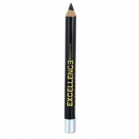 Excellence black lip and eyeliner pencil (Code 2553)
